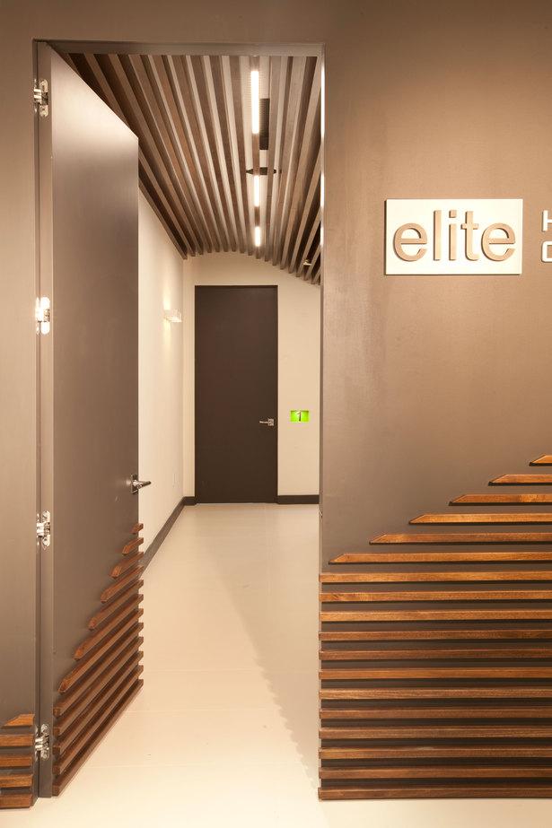 Miami modern scandinavian medical office dkor interiors - Residence moderne miami dkor interiors ...