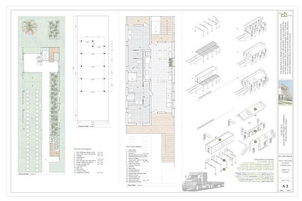 SSPLIT House Plans / Assembly