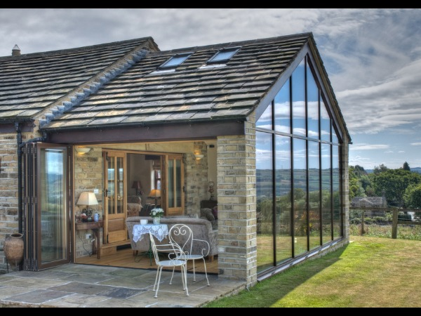 The Barn Hartshead Parkdesigned Archinect