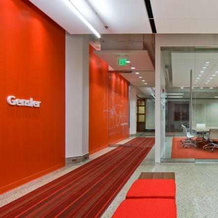 Washington Post Co Hires Architecture Firm Gensler To