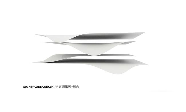 Main facade concept (Image: KAMJZ)