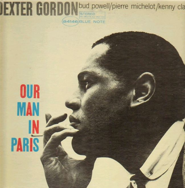 Dexter Gordon - Our Man in Paris (1963)