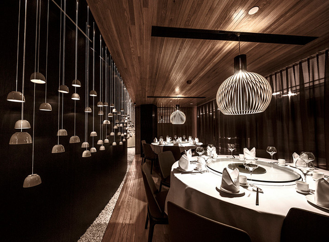 Winners of the restaurant bar design awards