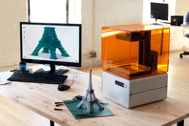 Form Labs 3D Printer
