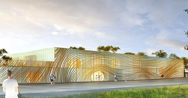 Mikou Design Studio S Swimming Pool Feng Shui Gallery