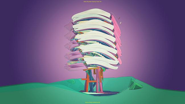 Rendering (Image: Yaohua Wang Architecture)