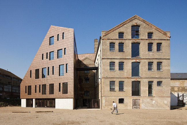 Refurbishment of the year award: Pollard Thomas Edwards Architects, with The Granary