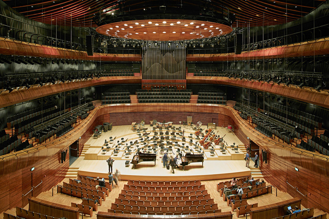 2015 Structural Awards shortlist: New Home for The National Polish Radio Symphony Orchestra. Photo © Bartek Barczyk.