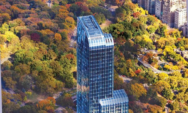 One57 at 157 W. 57th St. Towers Over Central Park (Evan Joseph)