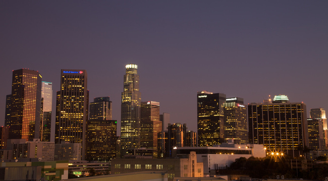 Los Angeles. Image: Kevin Stanchfield via flickr
