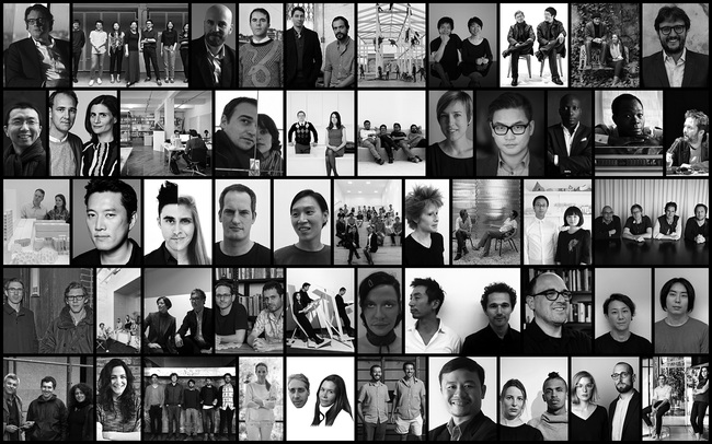 Chicago Architecture Biennial participants. Image courtesy of Chicago Architecture Biennial.