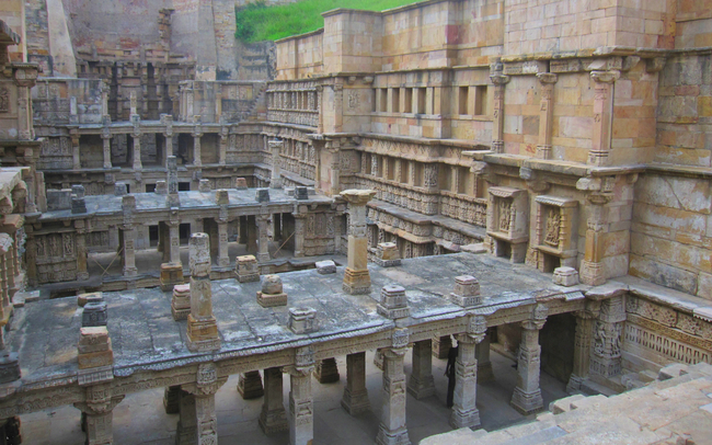 Rani ni Vav, the largest Stepwell in India