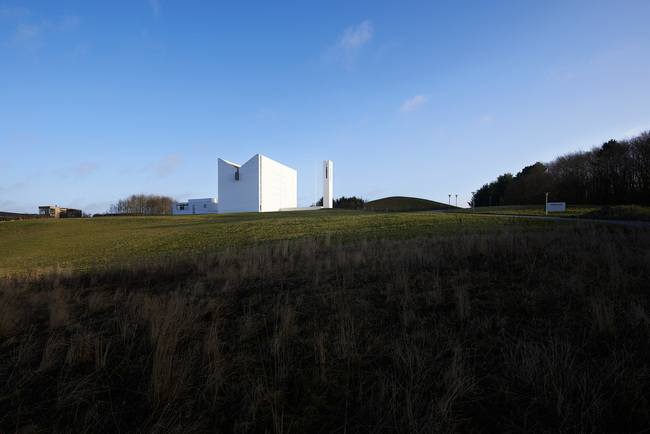 Enghøj Church (Denmark, 1994, Photo: Martin Schubert)
