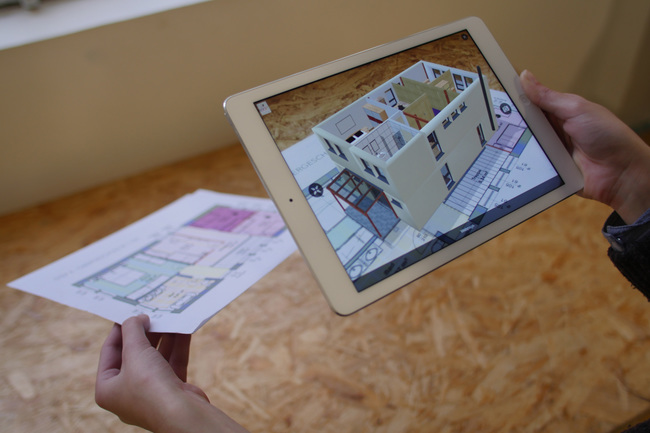 Virtual reality transforms actual construction (and its ability to execute complexity)