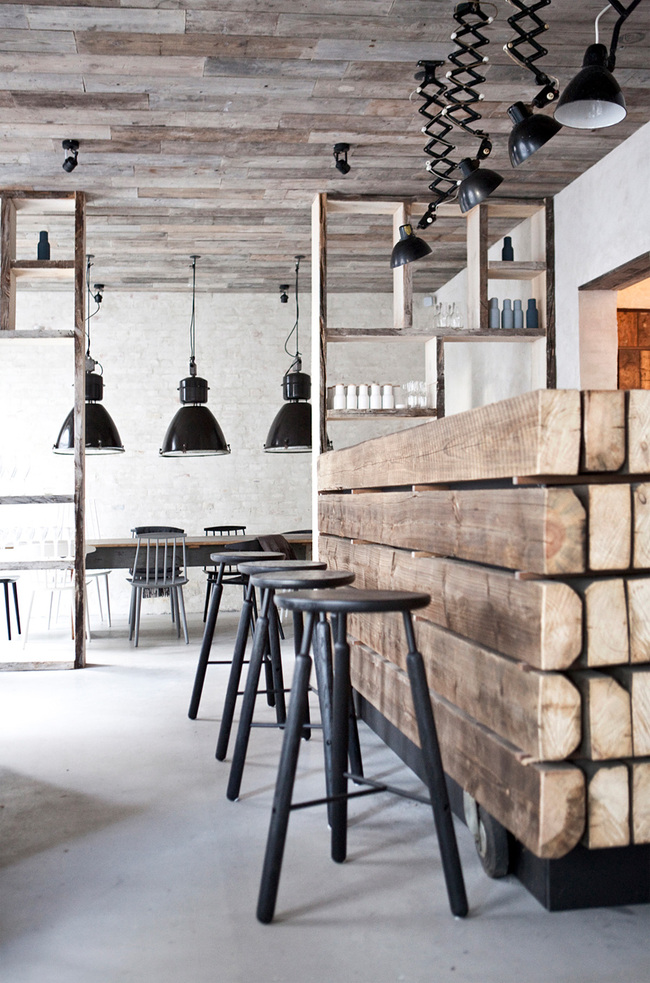 Overall Winner - Best Restaurant: Höst (Denmark) by NORM Architects