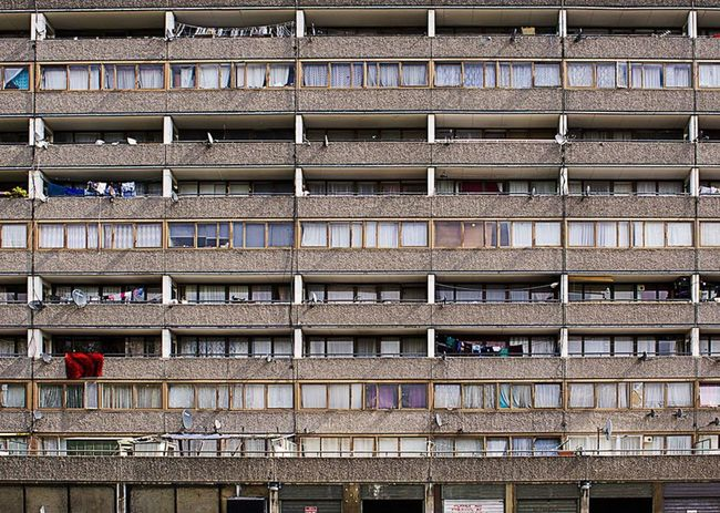 Image: The Aylesbury Estate; Credit: Richard Baxter