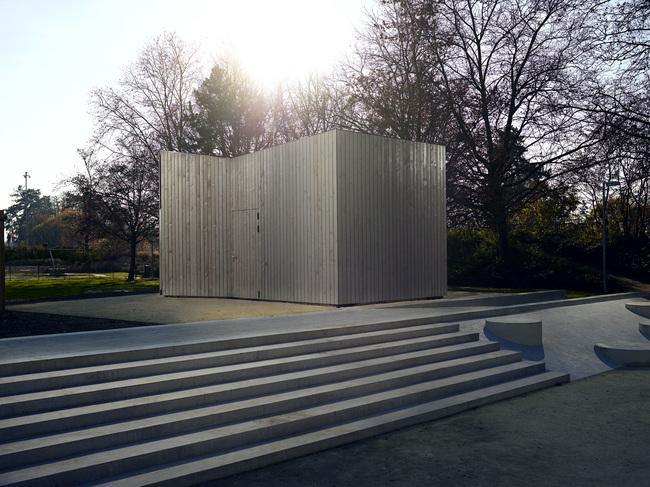Image: Stendardo Menningen Architectes