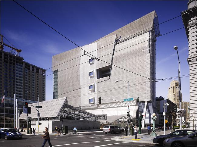San Francisco Federal Building | 2007 | Morphosis