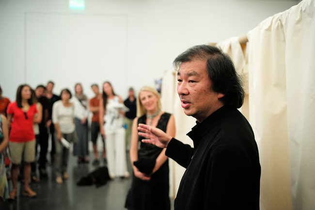 Shigeru Ban. Photo by David X Prutting/BFAnyc.com