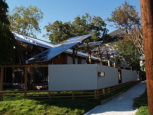 Prof Zemanek's new house via Alfonso E. Hernandez