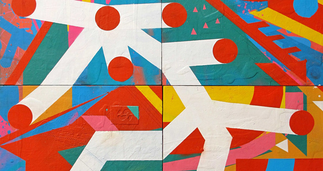 Chu, Julian Pablo Manzelli, Buenos Aires, 2012. Image via somersethouse.org.uk