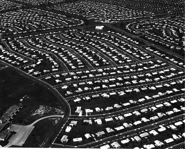 Levittown, Pennsylvania. Credit: Wikimedia.org