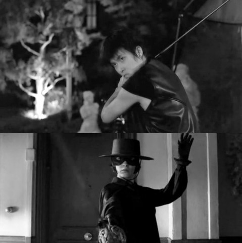 Top: Kim's Tae-Suk Bottom: Jeunet's Amélie