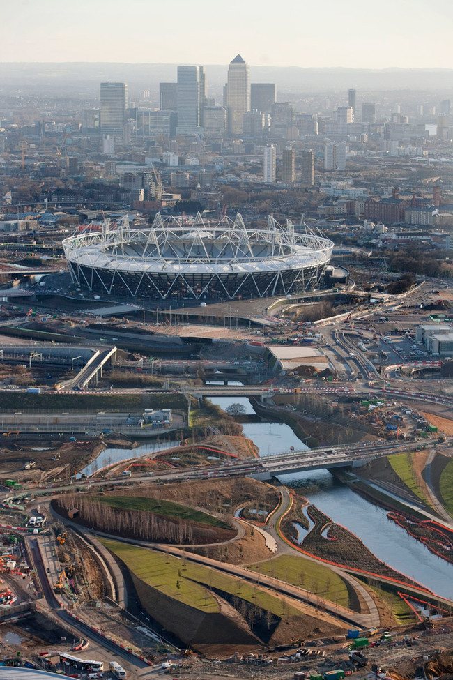 London Olympic Stadium by Populous (Photo: ODA)