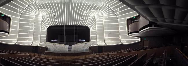 Shortlisted in Culture: Wujin Grand Theater, Phoenix Valley by studio505 Pty Ltd (Australia)