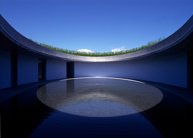 Tadao Ando Architect and Associates, Benesse House, Benesse Art Site, Naoshima, Japan | Photo by Tadao Ando