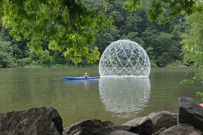 Dwell Vision Award 2013 winner: Harvest Dome 2.0 by SLO Architecture