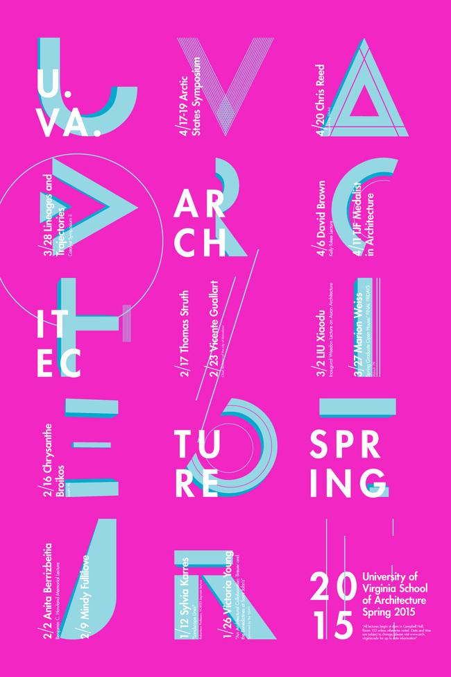 Poster via www.arch.virginia.edu.