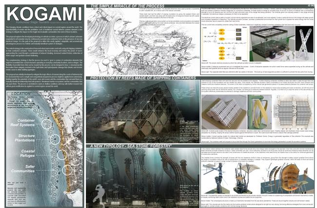 Second place: KOGAMI by Ben Devereau (Padang, Sumatra)