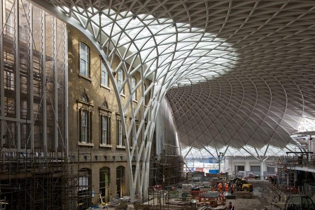 King's Cross. Photo: Arup.