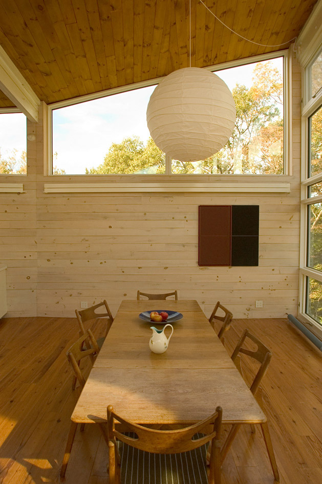 Connecticut Shore House in Guilford, CT by James Cleary Architecture and K/R (Photo: Jason Valdina)