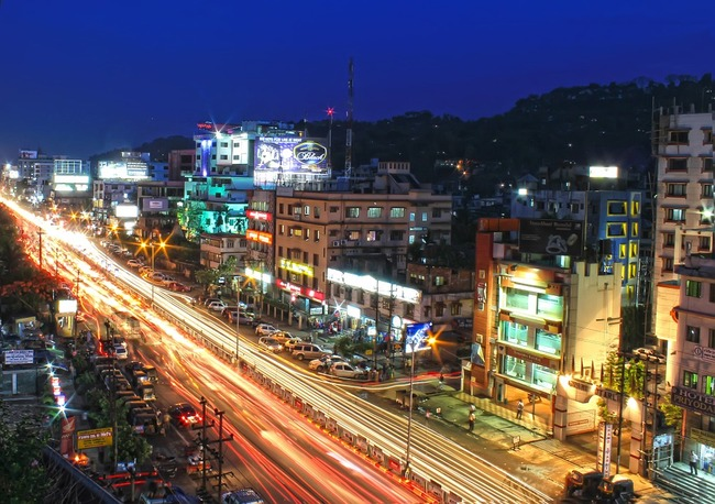 Guwahati, Assam: one of the fastest growing cities in India. Image via pixabay.com