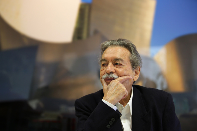 Paulo Mendes da Rocha. Courtesy of Japan Art Association.