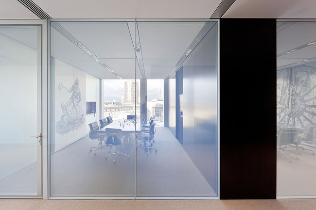 New Court, London by OMA with Allies and Morrison (Photo: Hans Werlemann)