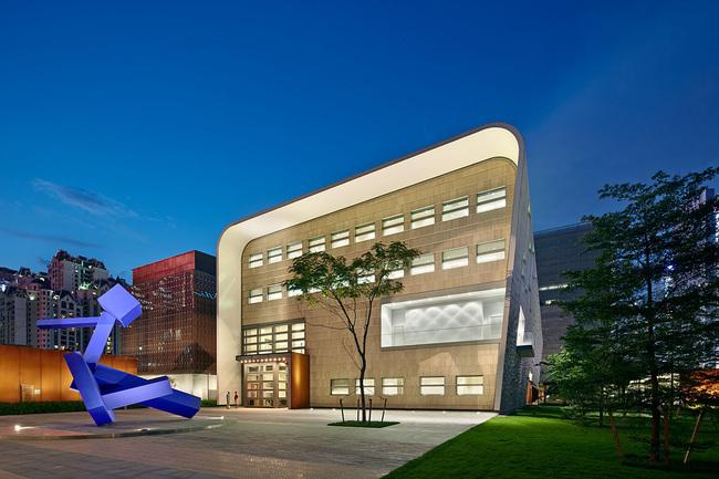 Guangzhou Consulate General. Photo: Bruce Damonte.