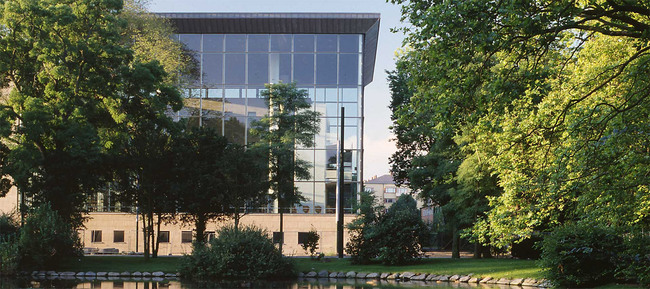 Malmö City Library, 1999 (Image: Henning Larsen Architects)