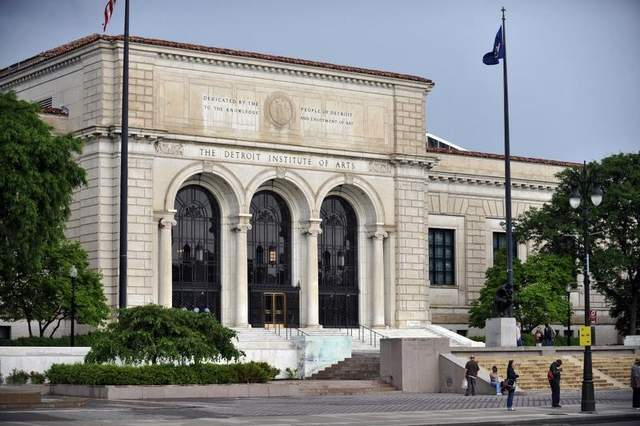 The Detroit Institute of Arts. (John T. Greilick / Detroit News)