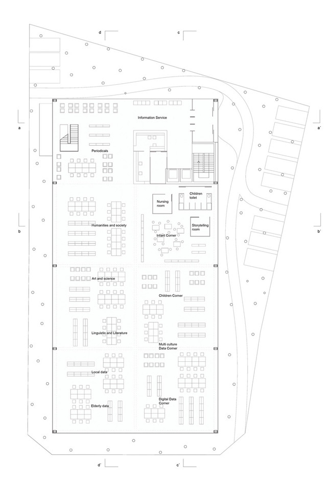 Site plan (Image: Gorka Blas)