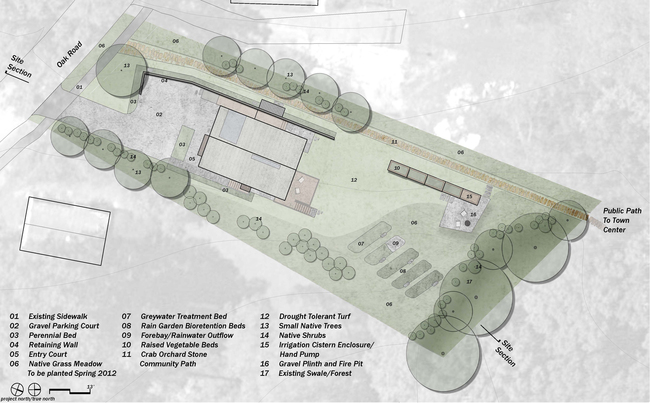 AFTER: Site Design Plan