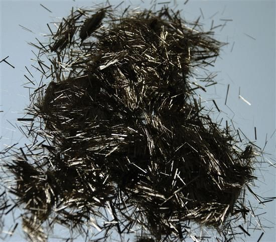 Chopped Basalt Fibers