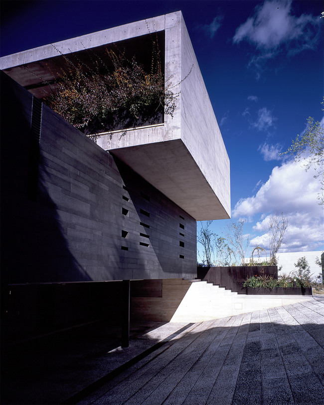 Casa La Punta in Mexico City, Mexico by Central de Arquitectura