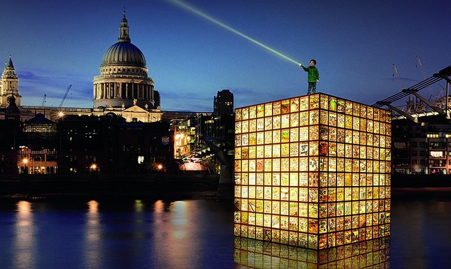 Arriving in the centre of the River Thames this September: Floating Dreams. Image: Ik-Joong Kang