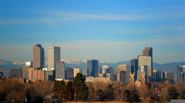 Denver is seeing an unparalleled building boom, but developers are putting profit before vision and civic pride, says the city's acclaimed architect Jeff Sheppard. (Image via Wikipedia)