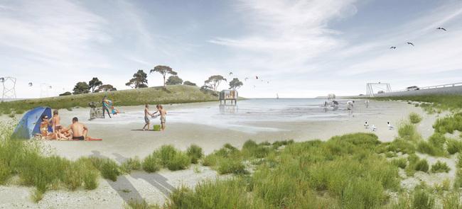 LOLA landscape architects wins the TOPOS Landscape Award 2014. Image courtesy of LOLA landscape architects.