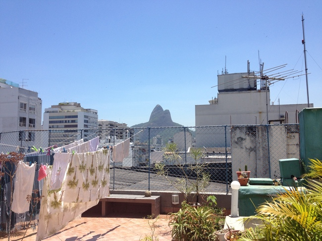 Ipanema Skyline, Dos Hermanos beyond