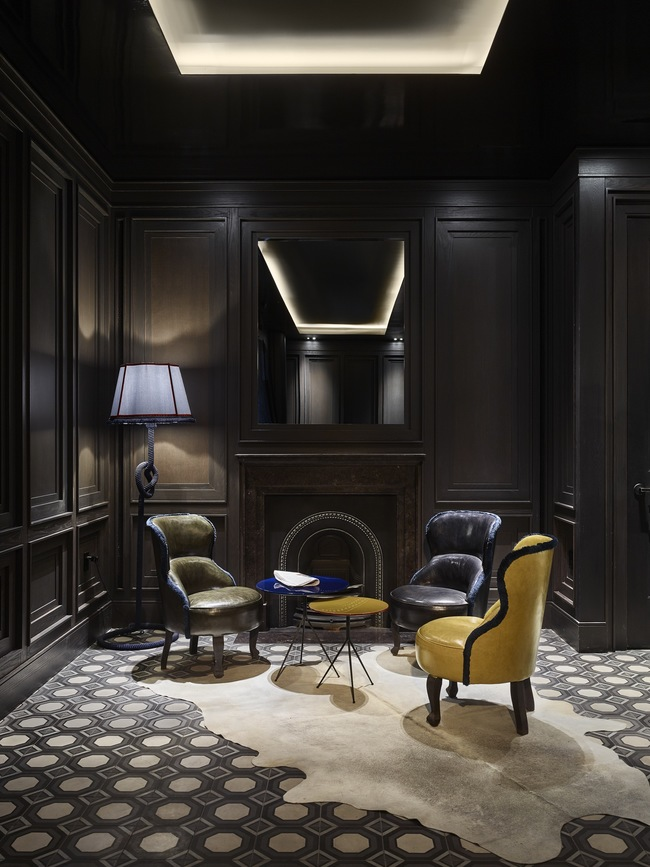 Oda 39 s new condo building 15 renwick street combats cold - Residential interior design jobs ...